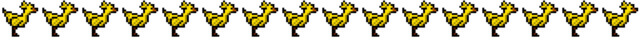 Chocobo's - Graphic by William Thorup