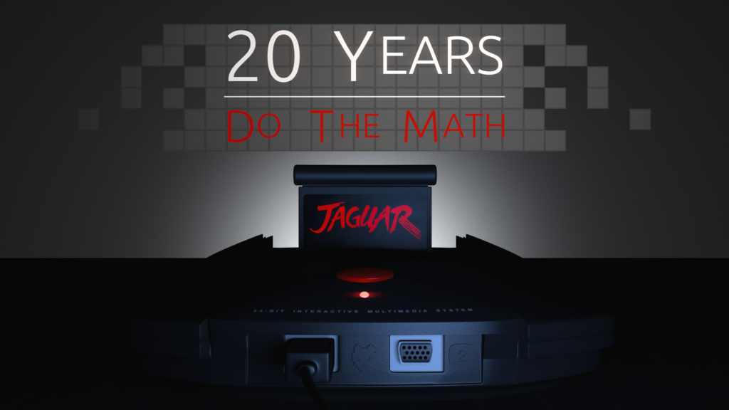 Atari Jaguar | 20 Years – Do the Math | Anniversary Video