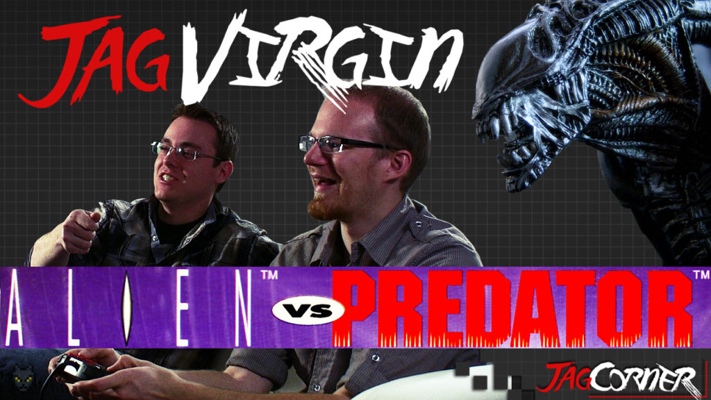 Atari Jaguar | First Episode of JagVirgin