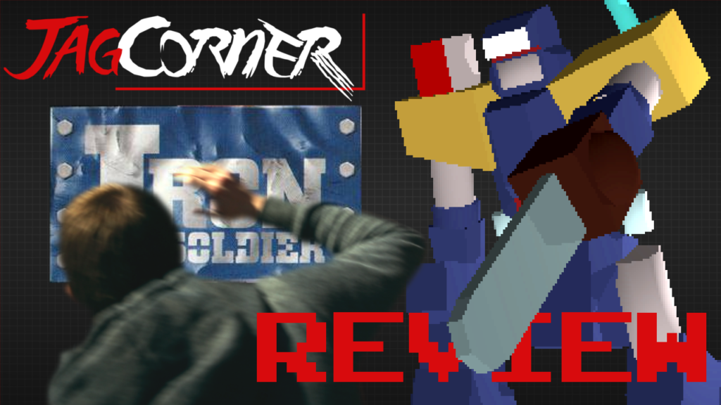 Atari Jaguar | JagCorner Review | Iron Soldier