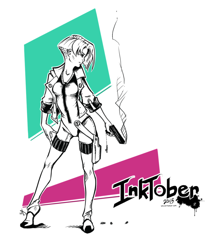 bounty hunter_inktober_blog