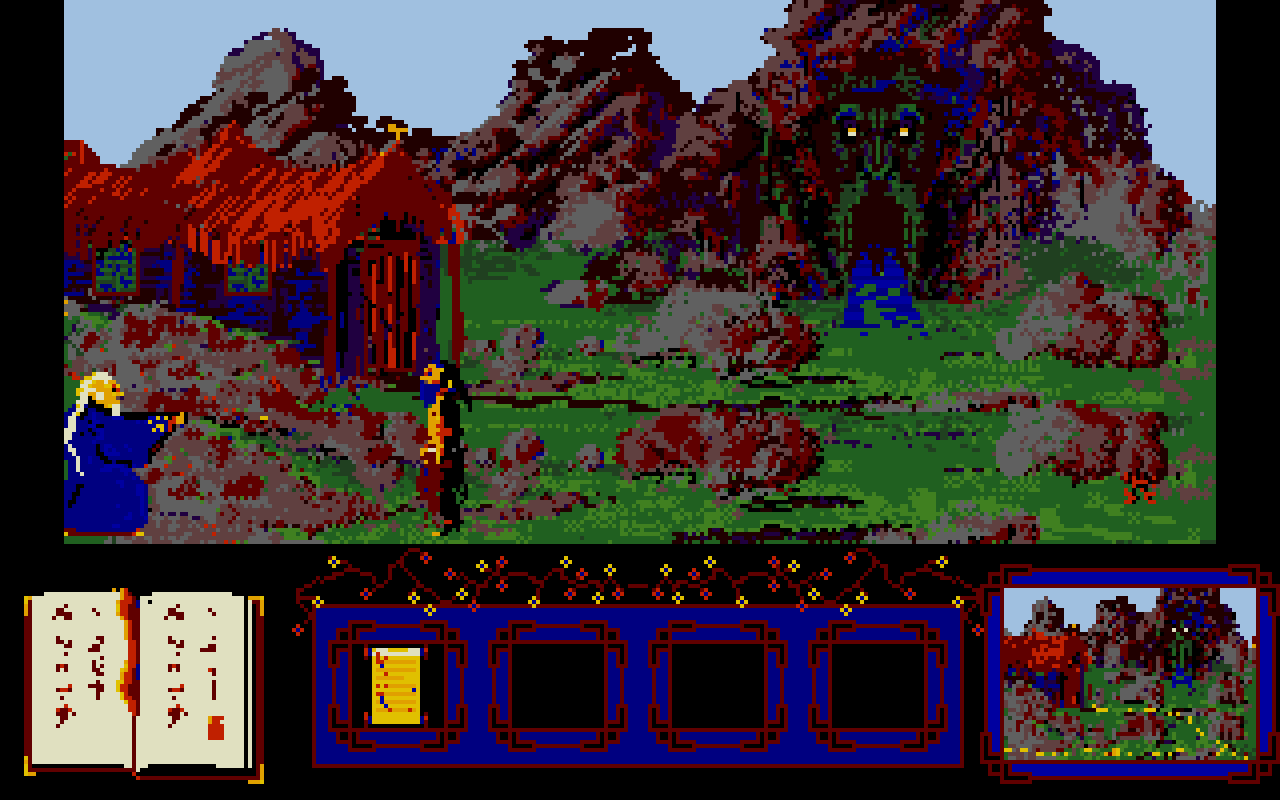 Atari ST | Review | Golden Path | William Thorup | Blog and